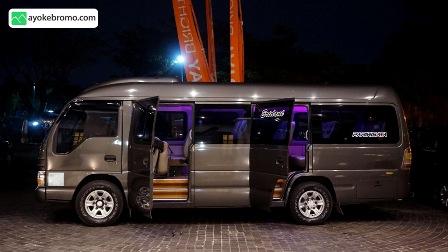 Sewa mobil paket wisata bromo tour